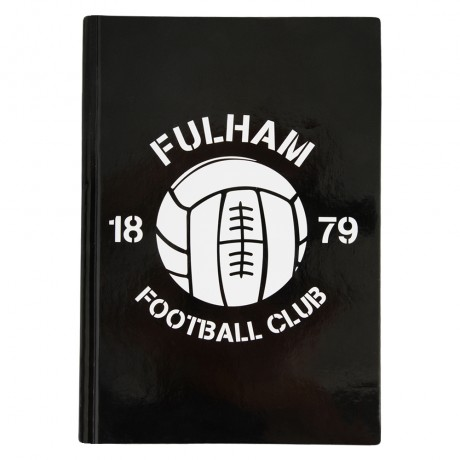 Fulham A5 Note Book