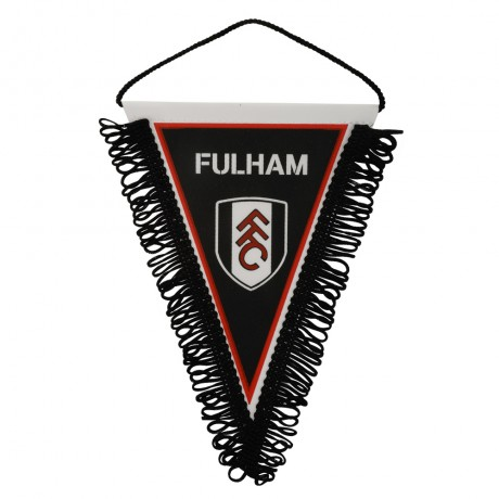 Fulham FC Triangular Mini Pennant