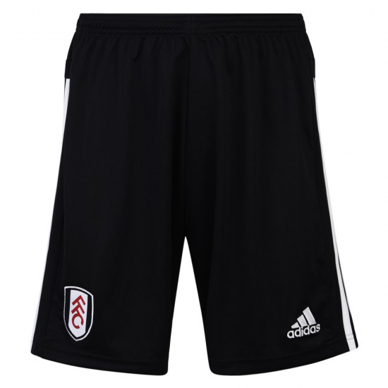 adidas 17/18 Fulham Home Shorts Childs