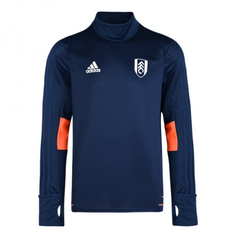 adidas 17/18 Fulham Navy Training Top Youth