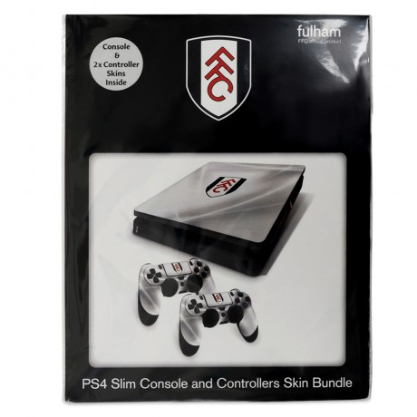 Fulham FC PS4 Slim Bundle Skins