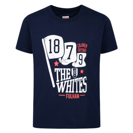1879 The Whites Boys Tee