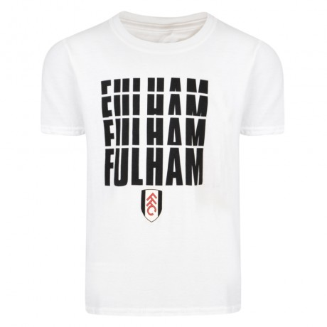 Fulham etc Boys Tee