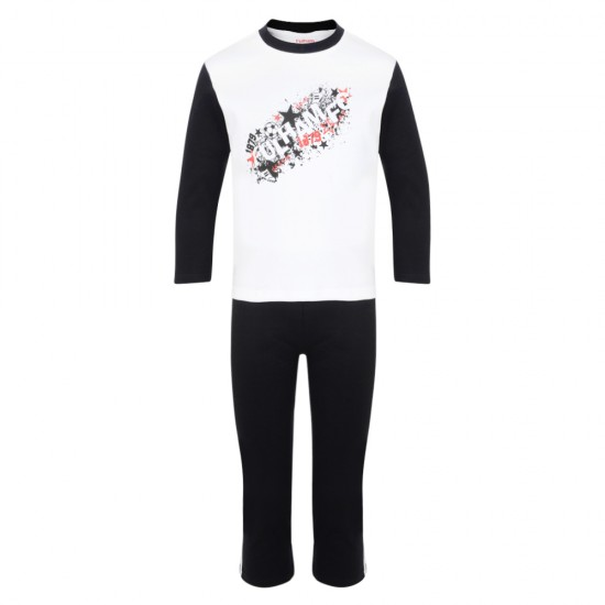 17/18 Boy's Pyjama's - Full sleeves and pants set