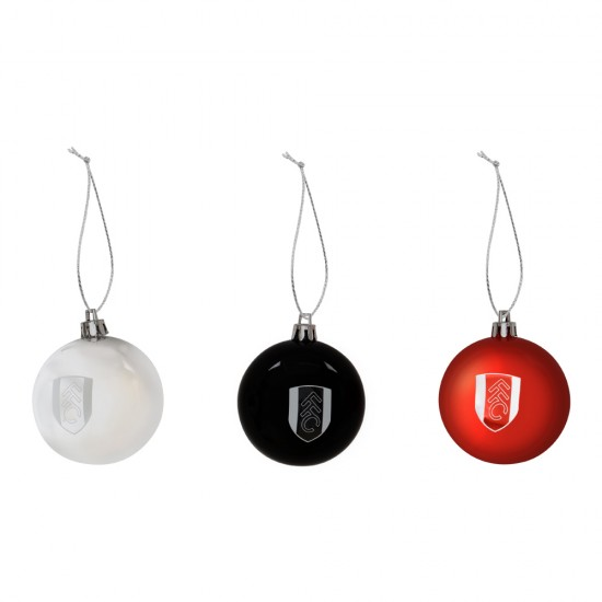 3 Pack Baubles