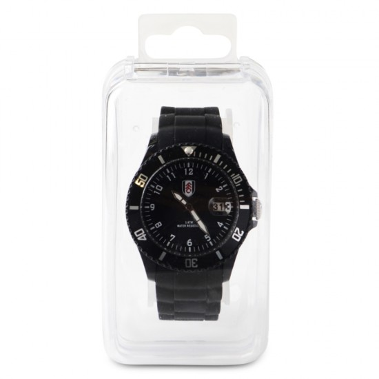 Mens Silicone Sports Watch