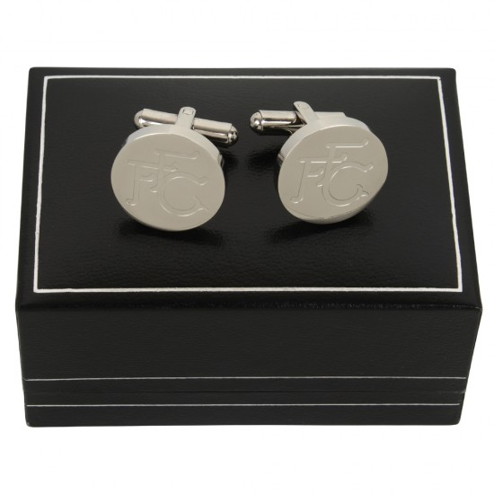 FFC Retro Crest Cufflinks