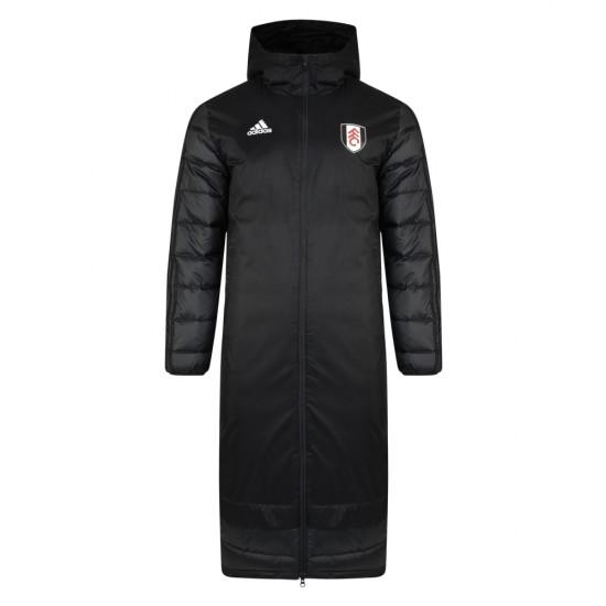 Adidas Fulham Full Length Stadium Coat