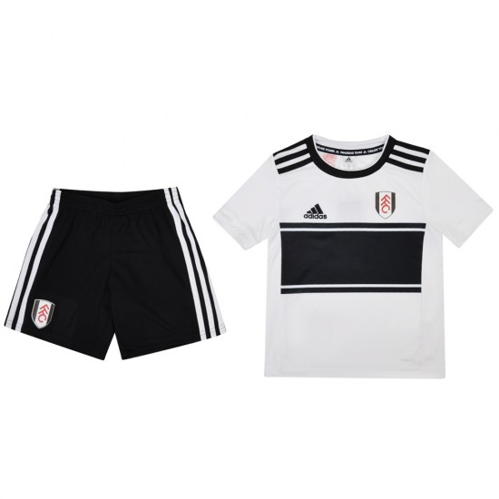 20eca6e8b Fulham Football Club 18 19 Fulham Home MiniKit