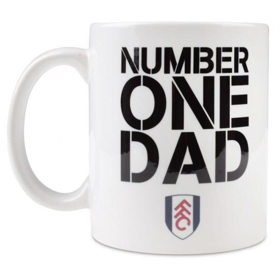 Number one Dad Mug