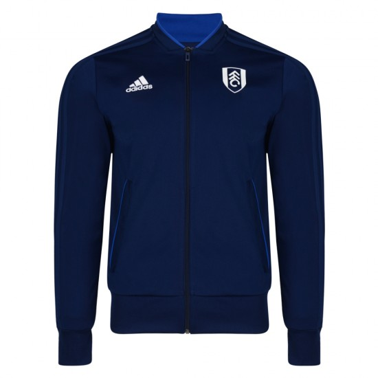 TW18 Fulham Mens Blue PES Training Jacket
