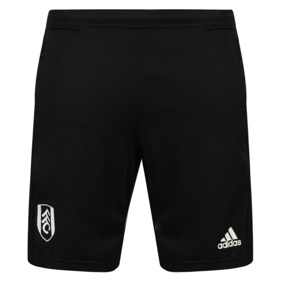 TW18 Fulham Youth Black  Training Shorts