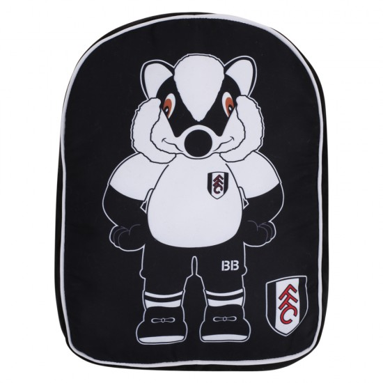 Billy the Badger Cushion