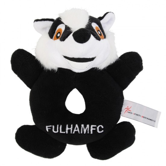 Billy the Badger Rattle