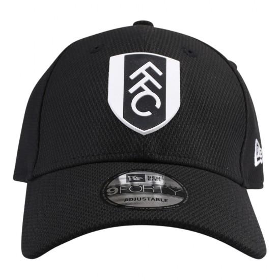 6a0e91e93eb New Era FFC Diamond Era 940 Black Cap