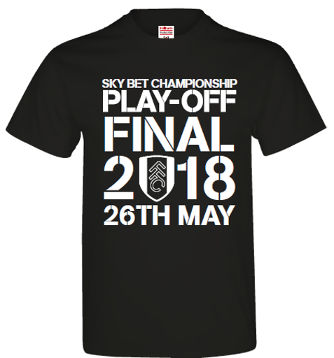 17/18 Play Off Final Tee Junior