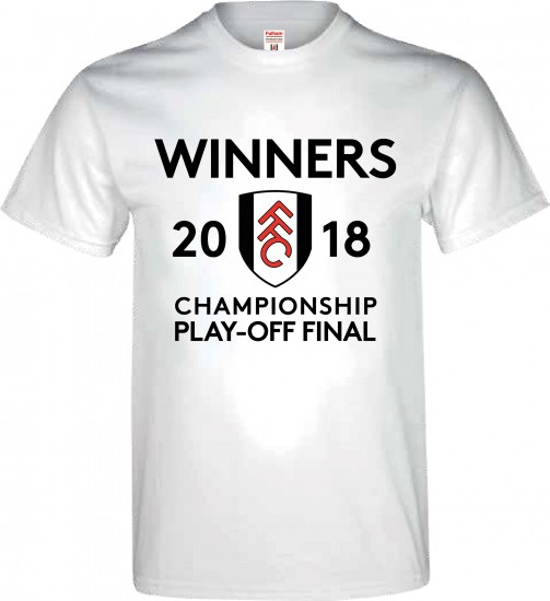 Fulham Kids Winners Tee