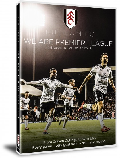 17/18 Season Review DVD