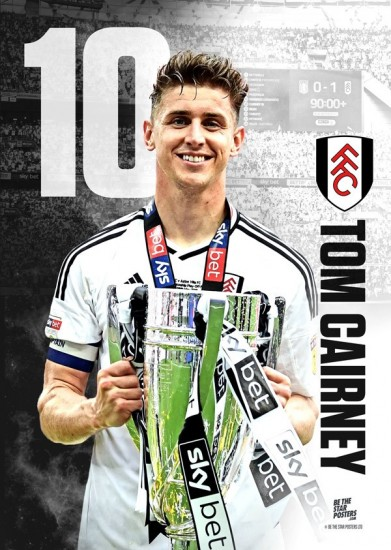 Cairney Trophy Lift poster