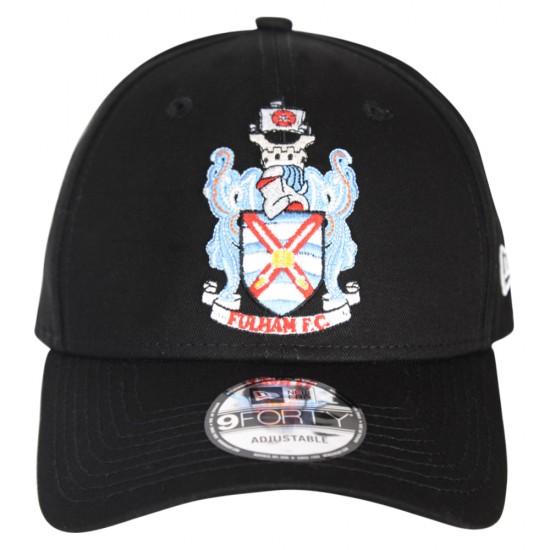 1526921d1a458 New Era FFC Retro 95 940 Black Cap