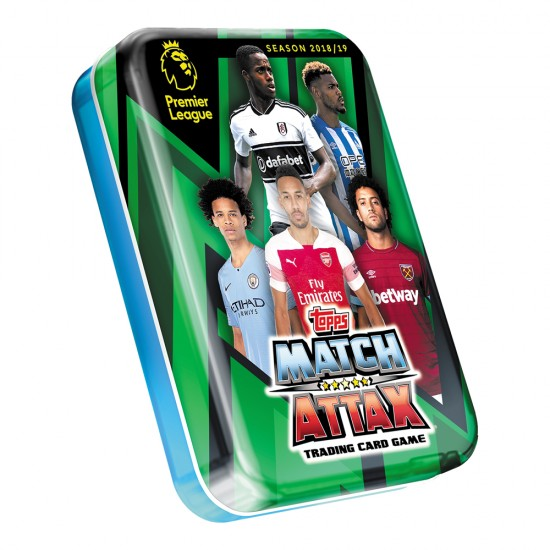 EPL Match Attax 2018/19 Mini Tin