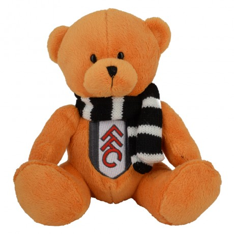 Fulham Honey Beanie Bear