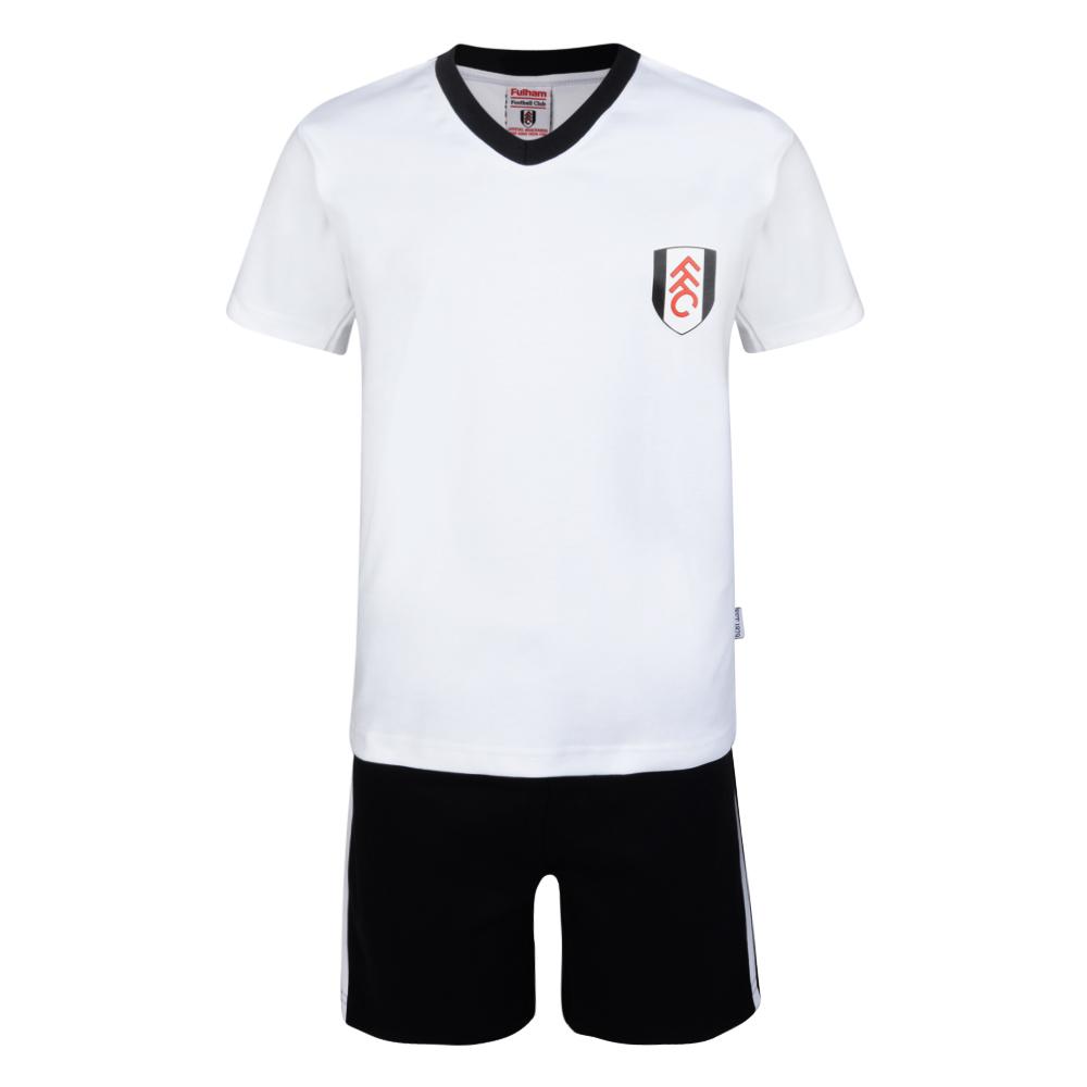 Boys pjs t shirt and short set T shirt and shorts pyjamas