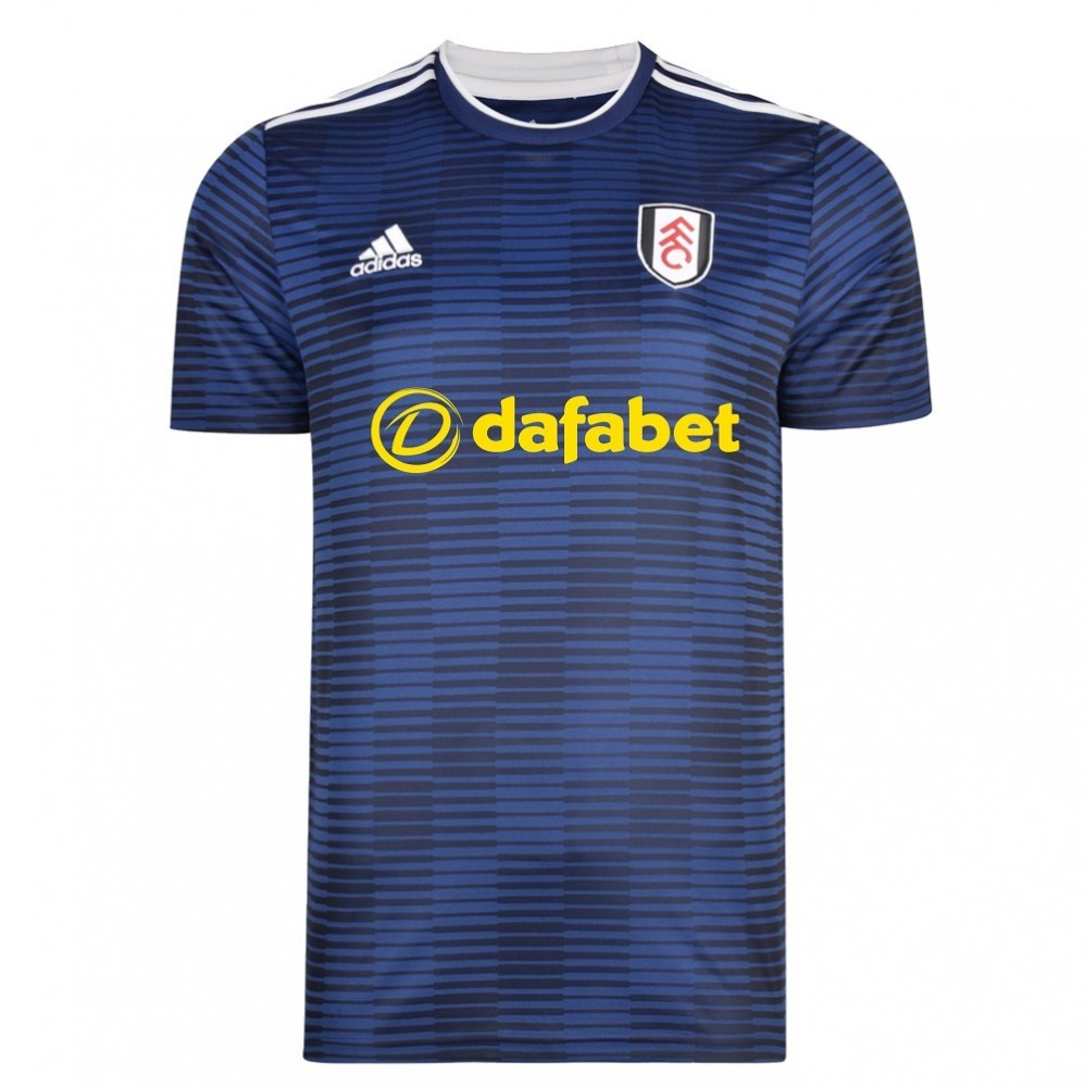 18 19 Fulham Football Club Away Shirt Adult 7154f0dbd
