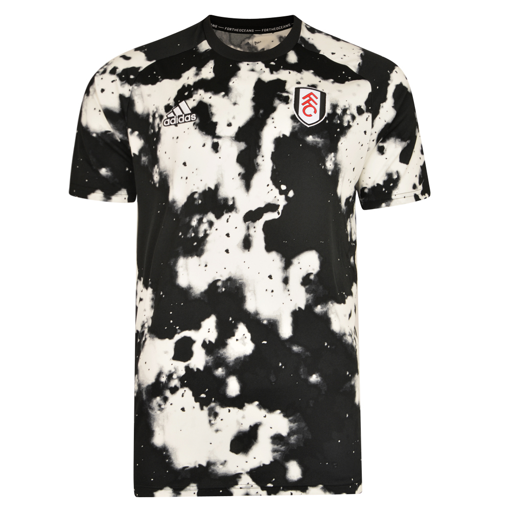 Fulham Football Club 19 20 Season Pre Match Jersey Fj0739 Xxl Ebay