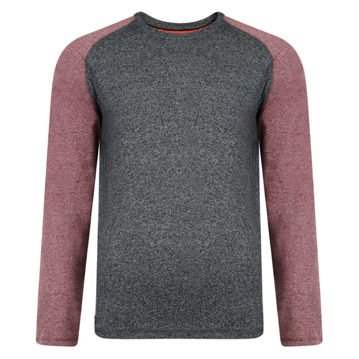 Fulham Earle L/S Tee Adults
