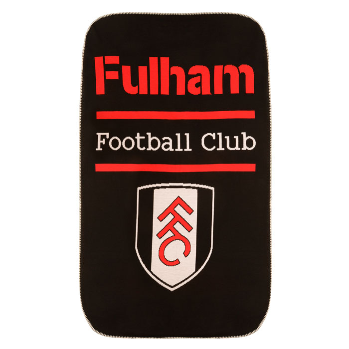 Fulham FC Fleece Blanket