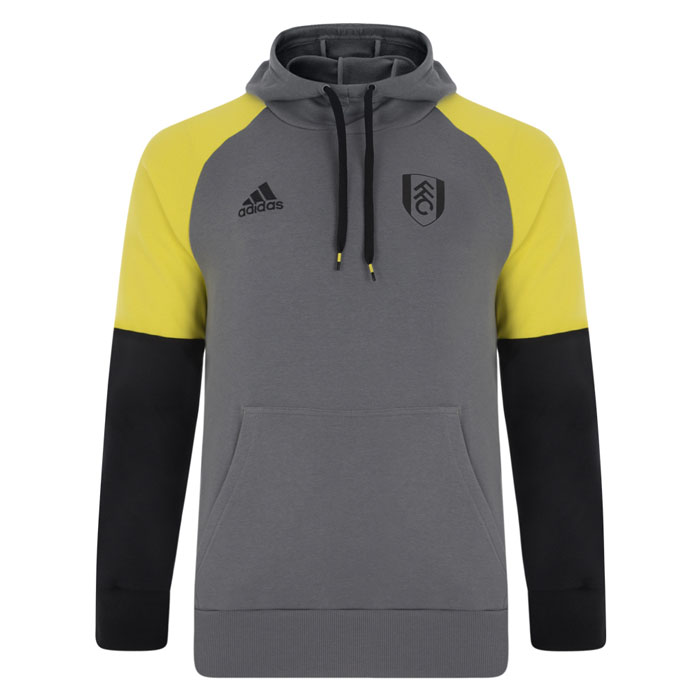 adidas 16/17 Fulham Hooded Top