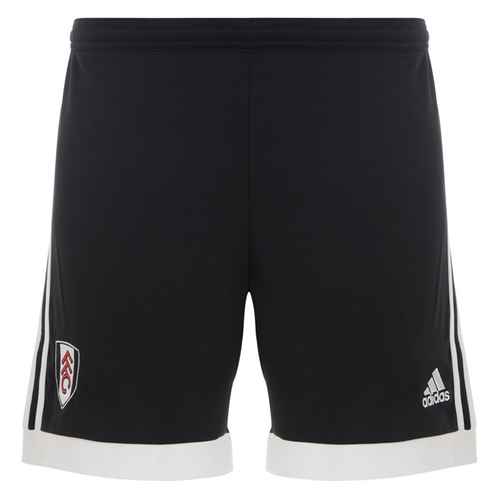 adidas 16/17 Fulham Home Shorts Childs