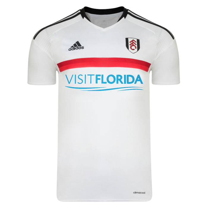 adidas 16/17 Fulham Home Shirt Adult