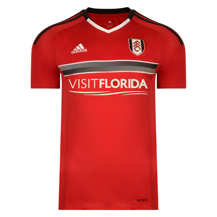 adidas 16/17 Fulham Away Shirt Adults
