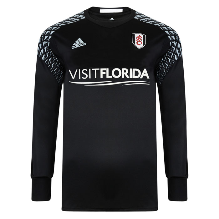 Adidas 16/17 Fulham Away GK Shirt Childs