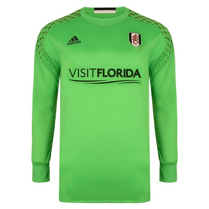 Adidas 16/17 Fulham Home GK Shirt Adults