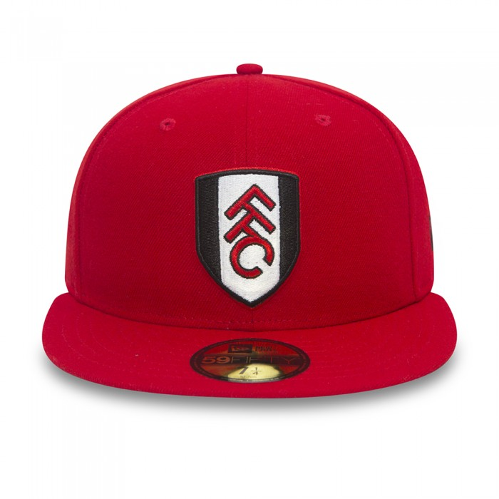 New Era FFC 59Fifty Red Cap