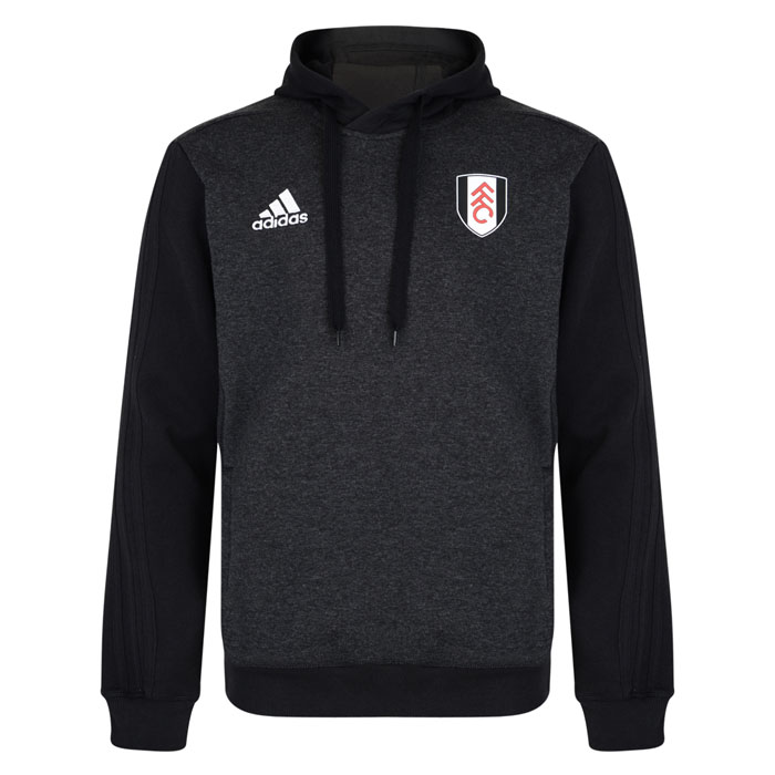 adidas 17/18 Fulham Hooded Top