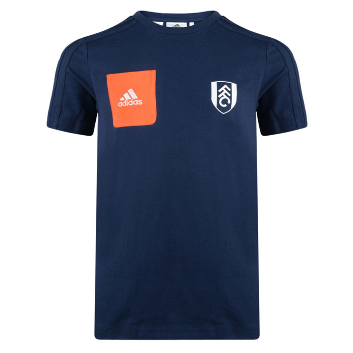 Adidas Fulham 17/18 Training Tee Adults