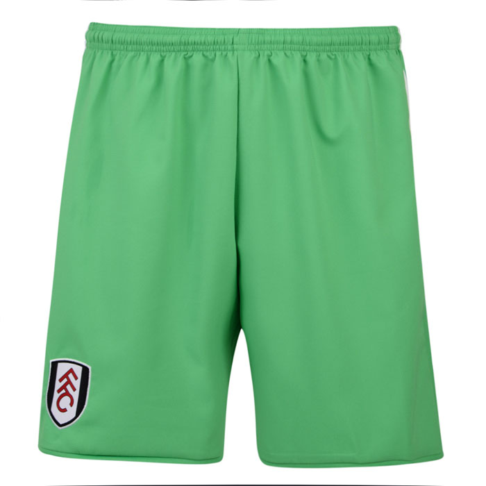Adidas 17/18 Fulham Away GK Shorts Childs