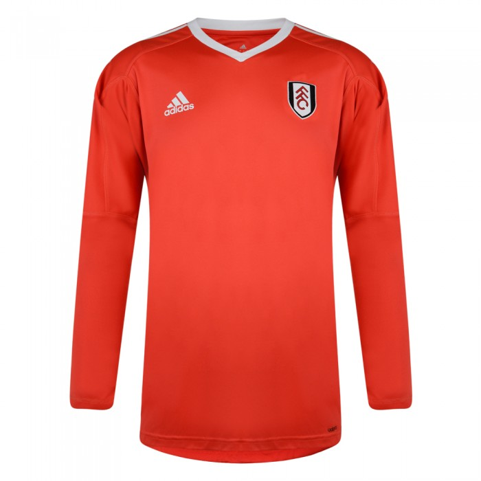 Adidas 17/18 Fulham Home GK Shirt Adults