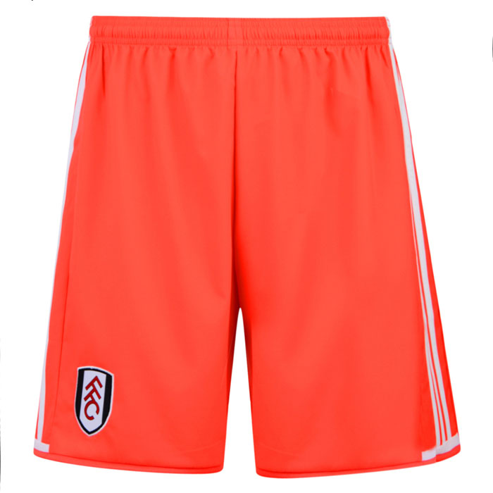 Adidas 17/18 Fulham Home GK Shorts Childs