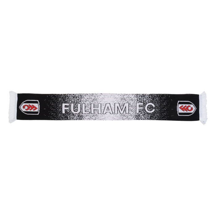 Fulham Football Club Speckled Scarf
