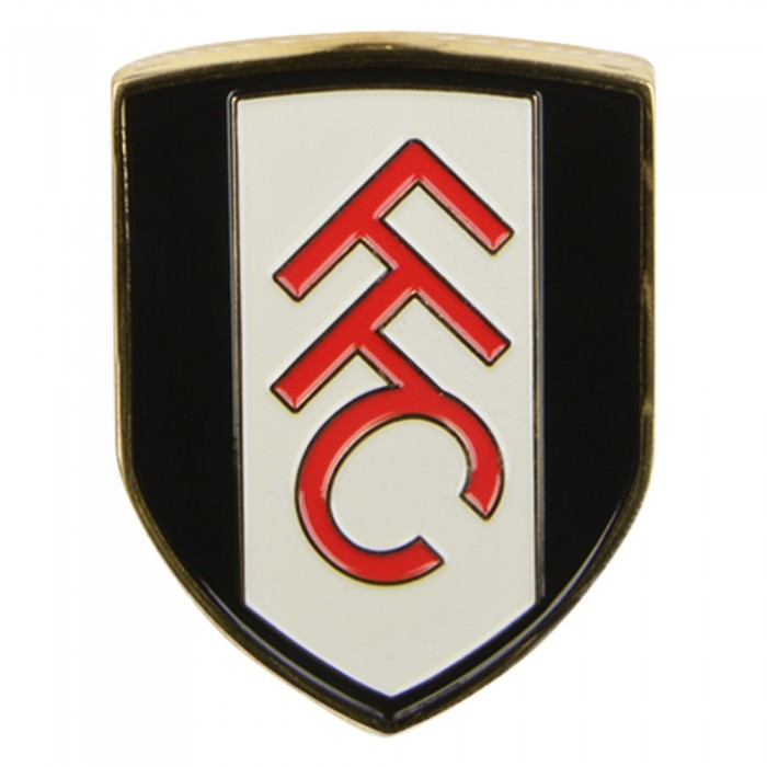 Fulham Football Club Crest Badge