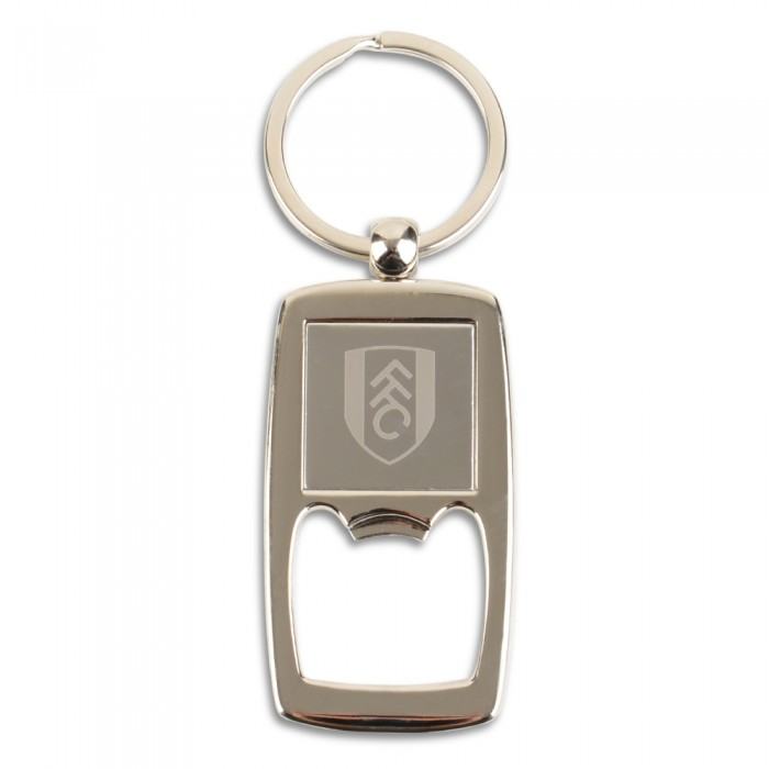 Fulham Double Sided Bottle Opener Keyring