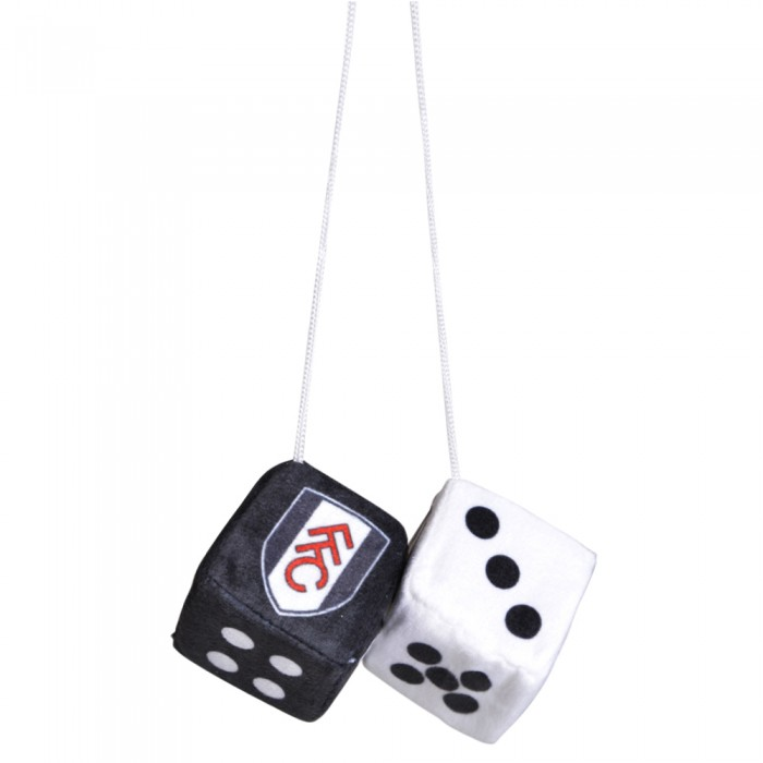 Fulham Furry Dice