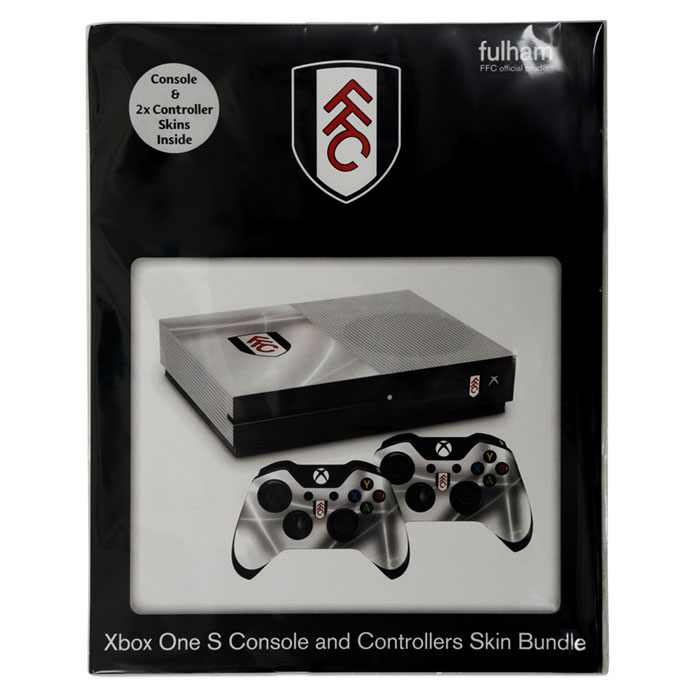 Fulham FC Xbox One S Bundle Skins