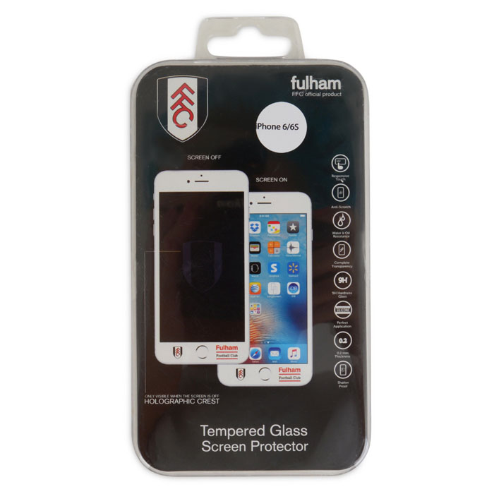 Fulham FC screen protector iphone 6