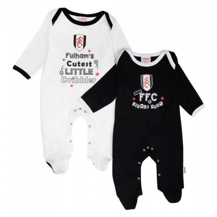 2 Pack Sleepsuit - Boys